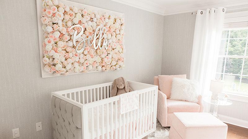 10 Diy Simple Nursery Decorating Ideas Baby Lifestyle